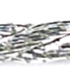Kordel 2mm gold/silber, 4028752137276