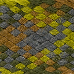 Tresse 20mm multicolor, 4028752426233