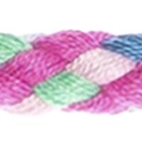 Flechtkordel 6mm multicolor, 4028752426738