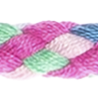 Plaited Cord 6mm Multicolor, 4028752426738
