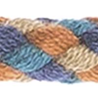 Flechtkordel 6mm multicolor, 4028752426776