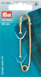 Kiltnadel MS 76 mm goldfarbig, 4002270716038