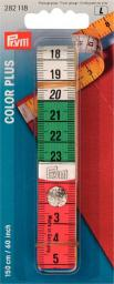 Tape measure Color Plus +butt cm/inch1pc, 4002272821181