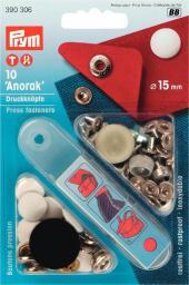 NF-Druckknopf Anorak MS 15 mm weiß, 4002273903060