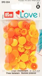 Prym Love ColorSnaps fast.ye.12mm   30pc, 4002273930042