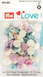 Prym Love Color press. fast. pl. 12.4mm, 4002273930073