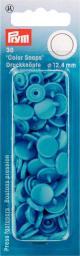 Non-sew ColorSnaps Ø12.4 st.blue    30pc, 4002273931087