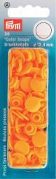 NF Druckkn Color Snaps rund 12,4mm gelb, 4002273931100