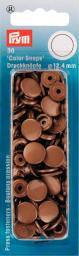 NF Druckkn Color Snaps rund 12,4mm gold, 4002273931117