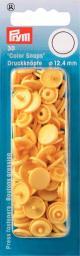 NF Druckkn Color Snaps rund 12,4mm banane, 4002273931124