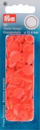 NF Druckkn Color Snaps rund 12,4mm lachs, 4002273931179