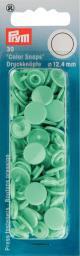 NF Druckkn Color Snaps rund 12,4mm mint, 4002273931193