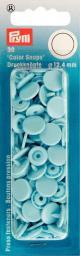 NF Druckkn Color Snaps rund 12,4mm hellblau, 4002273931209