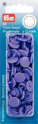 NF Druckkn Color Snaps rund 12,4mm flieder, 4002273931285