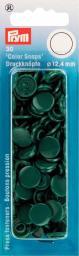 NF Druckkn Color Snaps rund 12,4mm d'grün, 4002273931315