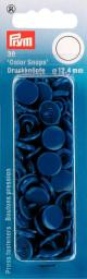 Non-sew ColorSnaps Ø12.4 blue       30pc, 4002273931582