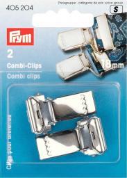 Combi-Clips ST 18 mm silberfarbig, 4002274052040