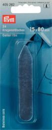 Kragenstäbchen KST 15x80 mm transparent, 4002274052620
