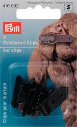 Pelzhaken-Clips schwarz, 4002274165023