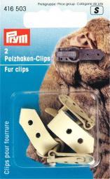 Pelzhaken-Clips beige, 4002274165030