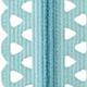 Prym Love Reißverschluss S11 Deko 20cm hellblau, 4002274182136