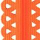 Prym Love Reißverschluss S11 Deko 20cm orange, 4002274182167