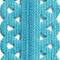 Prym Love Reißverschluss S11 Deko 40cm blautür., 4002274184055