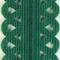 Prym Love Reißverschluss S11 Deko 40cm smaragd, 4002274184079