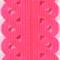Prym Love Reißverschluss S11 Deko 40cm pink, 4002274184109