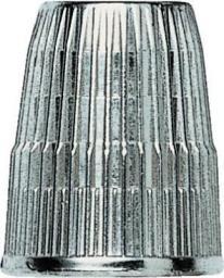 Thimble zinc die-cast 16.5mm si-col 1pc, 4002274318597