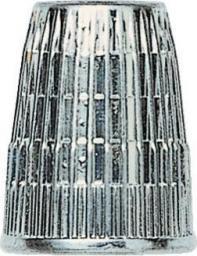 Thimble zinc die-cast 14.0mm si-col 1pc, 4002274318603