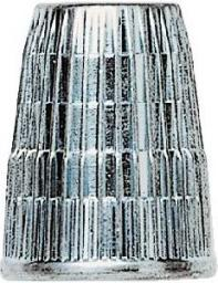 Fingerhut ZDG 15,0 mm silberfarbig, 4002274318610
