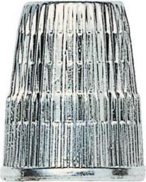 Fingerhut ZDG 16,0 mm silberfarbig, 4002274318627