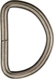 Halbrundringe 40mm altsilber, 4002275552419
