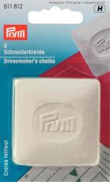 Schneiderkreide-Platten weiß, 4002276118126