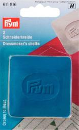 Schneiderkreide-Platten gelb/blau, 4002276118164