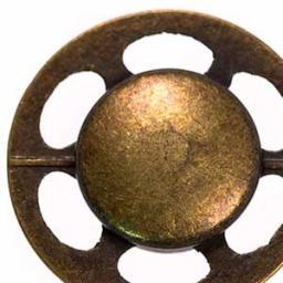 Annähdruckknöpfe Metall 18mm, 4028752194699