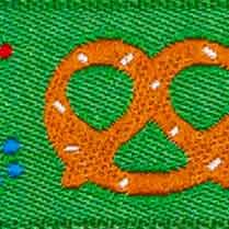 Woven Ribbon Oktoberfest, 4028752509493