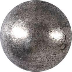Knopf Ösen Metall 13mm, 4028752162506