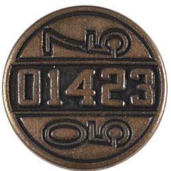 Knopf Ösen Metall 17mm, 4028752163824