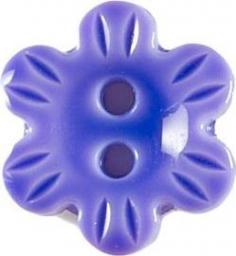 Knopf 2-Loch Blume 15mm, 4028752238317