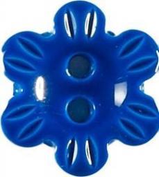 Knopf 2-Loch Blume 15mm, 4028752238324