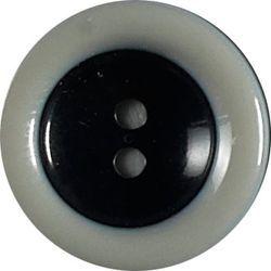 Knopf 2-Loch Standard 15mm, 4028752238461