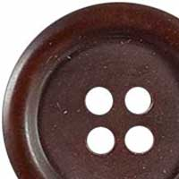 Knopf 4-Loch Standard 28mm, 4028752254959