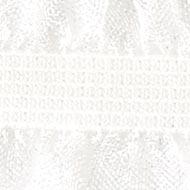 Ruffle On Both Sides Elastic 15Mm Shiny, 4028752201809