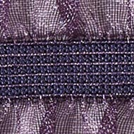 Ruffle On Both Sides Elastic 15Mm Shiny, 4028752201816