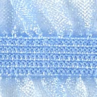 Ruffle On Both Sides Elastic 15Mm Shiny, 4028752210481
