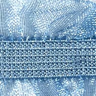 Ruffle On Both Sides Elastic 15Mm Shiny, 4028752219644