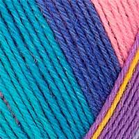 Regia Pairfect Rainbow Color 150g 6-fädig, 4053859272377