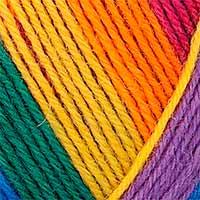 Regia Pairfect Rainbow Color 150g 6-fädig, 4053859272407